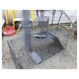 Animal Traps 2 Sizes