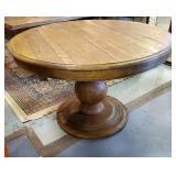 Arhaus Lara Oak Table