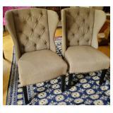 Arhaus Upholstered Chairs 2