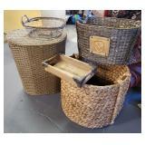 Assortment Nice Baskets +