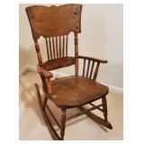 Atq Rocking Chair