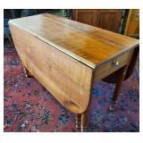 Atq Walnut Dropleaf Table