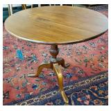 Atq Walnut Flip Top Table