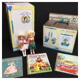 Collectible Toys & Books