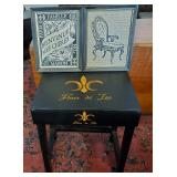 Novelty Table & Artwork