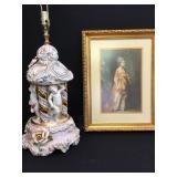 Renaissance Style Lamp +