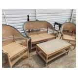 Set Wicker Furniture