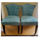 Upholstered Side Chairs 2 #2