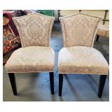 Upholstered Side Chairs 2 #3