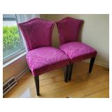 Upholstered Side Chairs 2