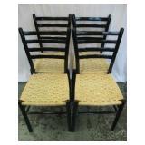 Rush Bottom Side Chairs