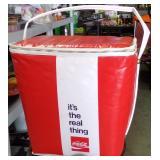 Vintage Coca-Cola Insulated Bag