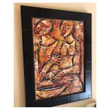 Fazenda Original Art - $275