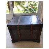 Storage Trunk w/Straps- $40