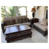 La-Z-Boy 3-Seat Sofa -  $695