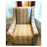 Kevin Charles Arm Chair - $225