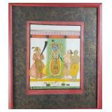 Pishwa painting 19 c