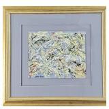 Jackson Pollock? Painting