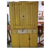 Passover Underground Railroad Primitive Cupboard