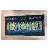 A Chinese Wall mat