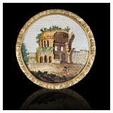 19th C Micro Mosaic