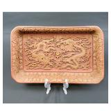 Chinese resin tray
