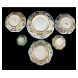 Chinese porcelain dishes