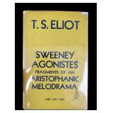 T S Eliot Book