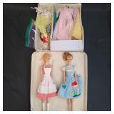 Vintage Barbie Doll Collection