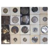 A Grouping Of Antique Coins