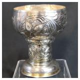 101 Grams Of Sterling Silver Chalice / Cup MARK