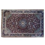 """Antique Persian Rug 108"""" x 69"""" Very Clean"""
