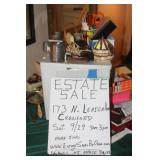 Cranford Estate Sale - Liquidation by EstateSalesByOlga