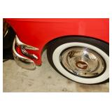 1951 Red Pontiac Eight Classic Car - EstateSalemsByOlga.co