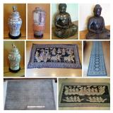 ASIAN FINE ART, RUGS, PAINTINGS, AND COLLECTIBLE SALE!