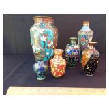 ASIAN CLOISSONNE & HEISEY GLASS COLLECTION 2, COLLECTIBLES & MUSICAL INSTRUMENT SALE!