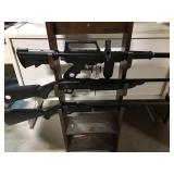 Air soft rifles