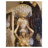 Greek godess lamps