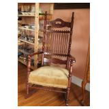 Turn of the Century Rocking Chair