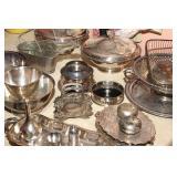 Silver Serving Ware