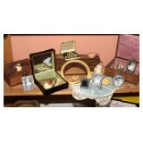 Antique Victorian Jewelry Boxes