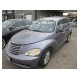 2007 DODGE PT CRUISER, 2.4L 4CYLIDER, 133,473 MILES, CLOTH INTERIOR, CLEAN, COME AND PREVIEW! CASH O