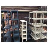 Shelves $10 each