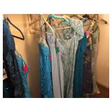 New evening gowns $25 each