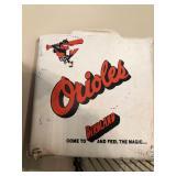 Orioles seat cushion