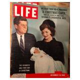 JFK & Jackie Life magazine