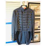 West Point vintage uniform