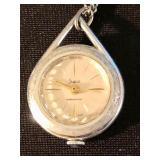 Sheffield watch necklace