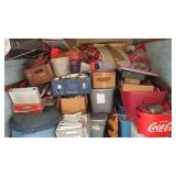 Tons of Coke Collectables Estate