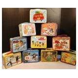 Metal Lunch Boxes King Kong
